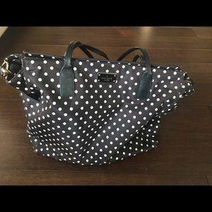 Kate Spade New York Taden Diaper Bag Polka Dot